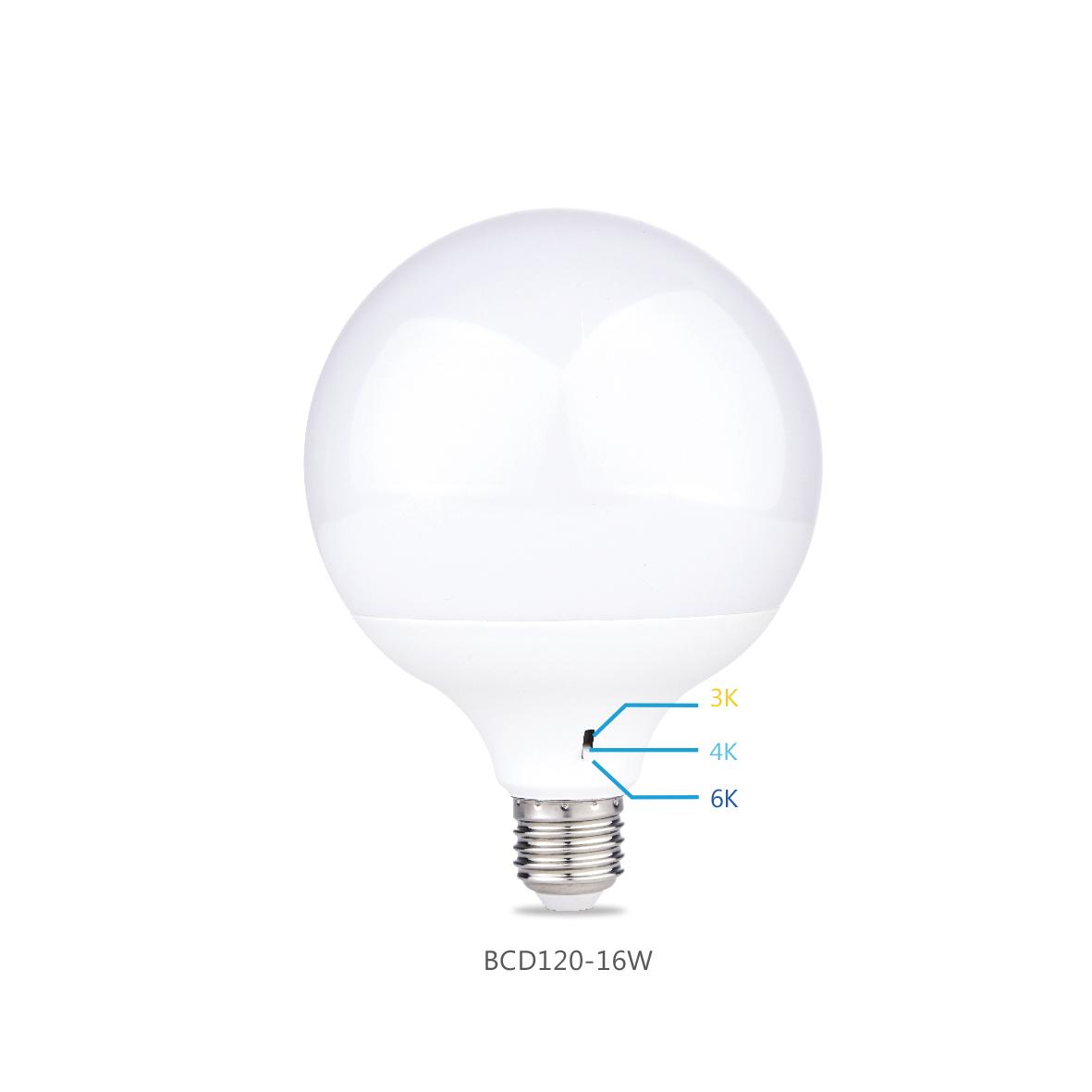 3CCT Patent Bulb BCD120-16W