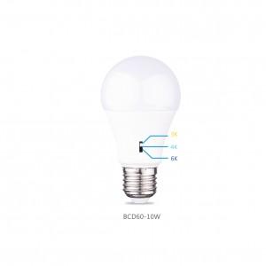3CCT Patent Bulb BCD60-10W