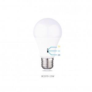 Discountable price St58 Vintage Edison Light Bulb - 3CCT Patent Bulb BCD70-15W – HANNORLUX