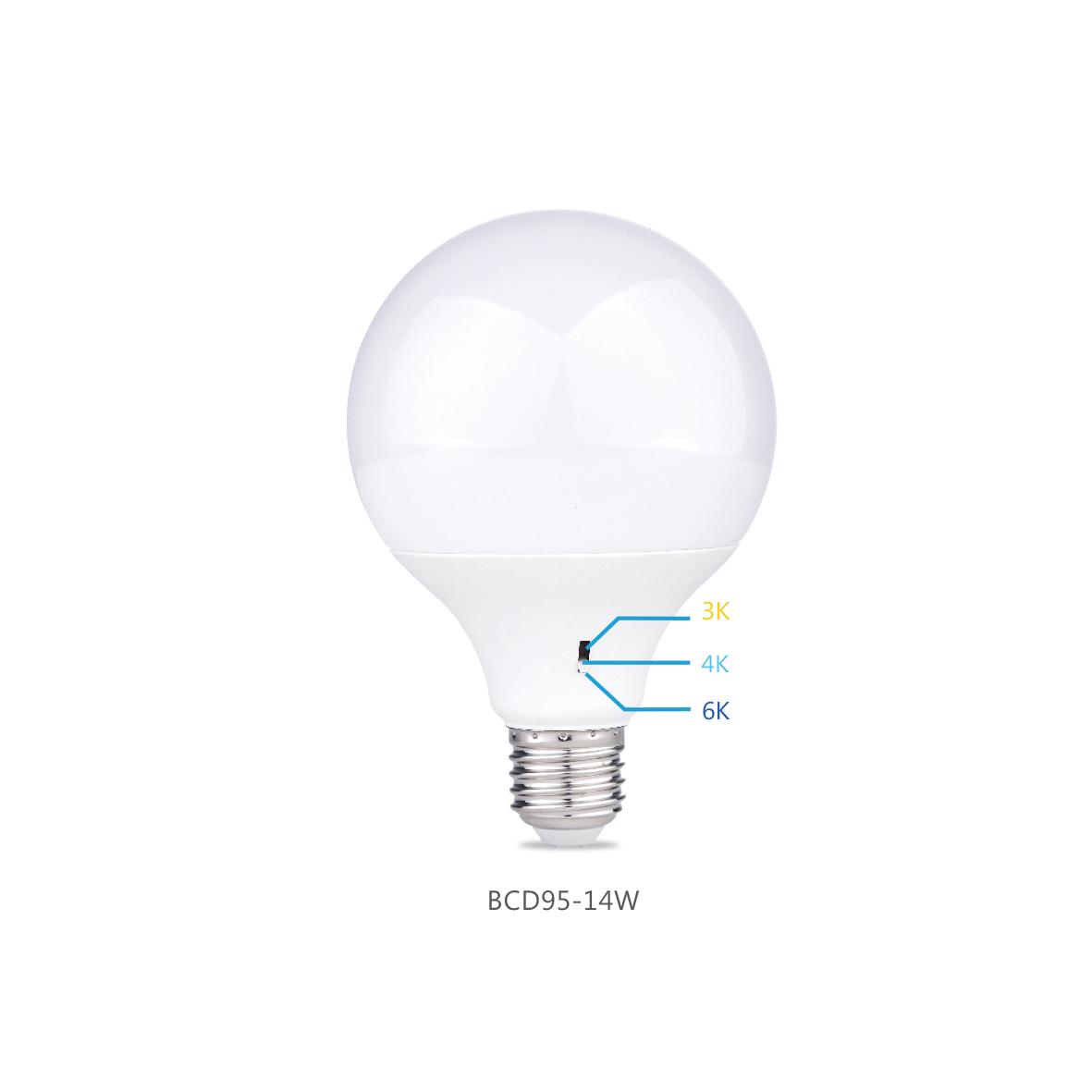 3CCT Patent Bulb BCD95-14W